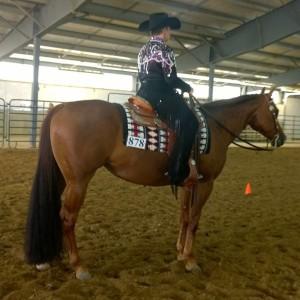 Leslie-horsemanship